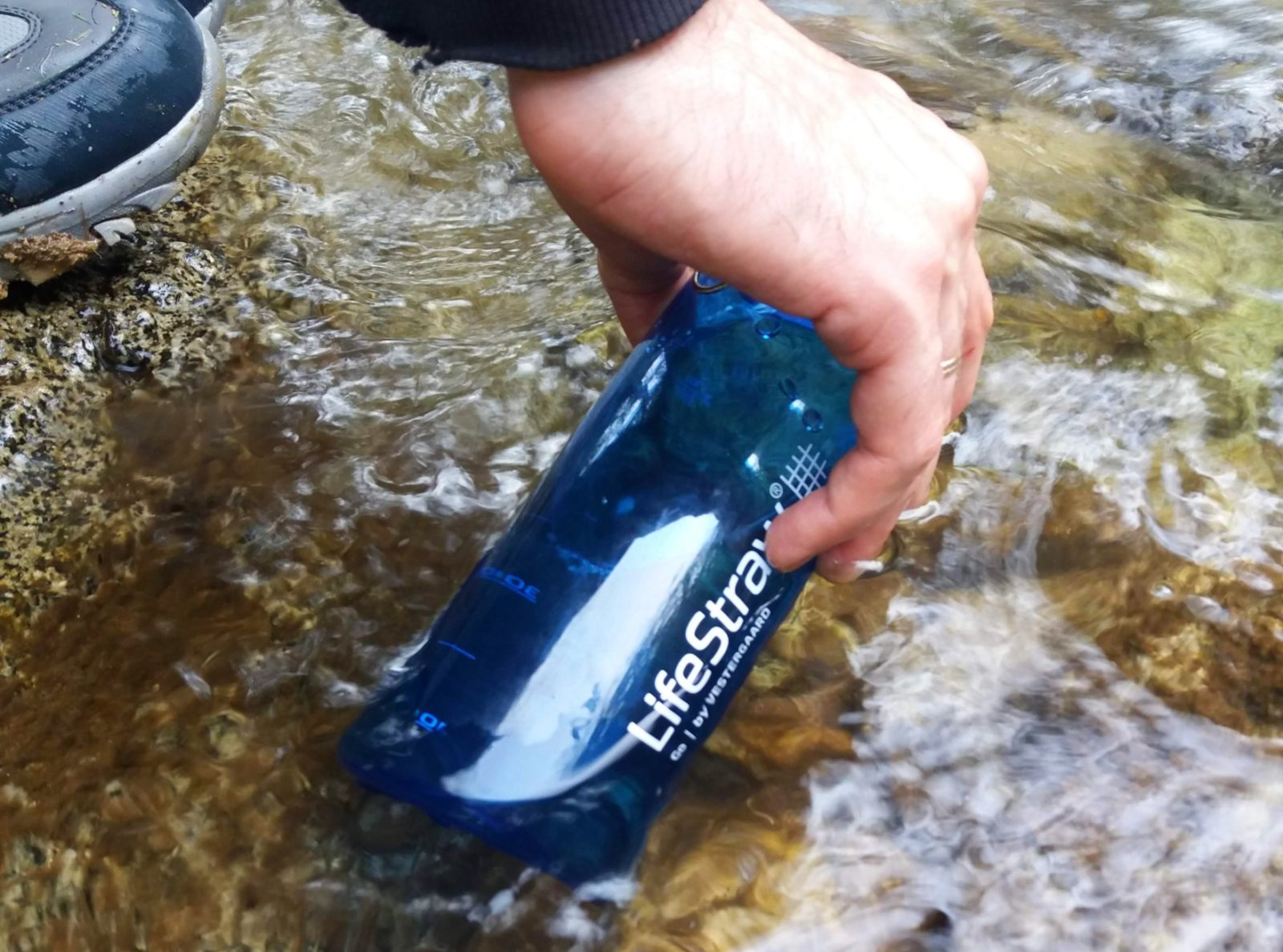 LifeStraw kulacs